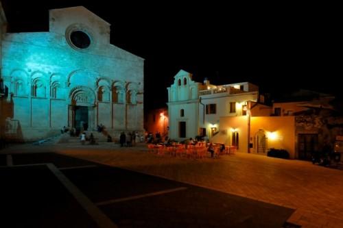 Termoli - Duomo e Chiesa di Sant' Anna