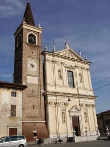 la parrocchiale di s. Giorgio