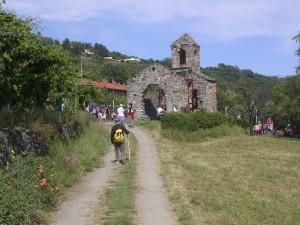 Gesiun, ruderi antica chiesa