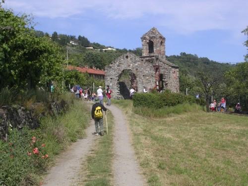 Piverone - Gesiun, ruderi antica chiesa