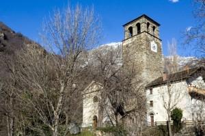 Perloz - Chiesa di Tour d'Héréraz