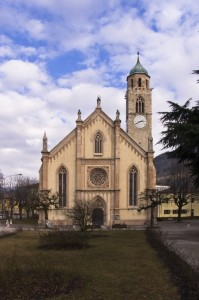La Chiesa pievana arcipretale di Pergine Valsugana