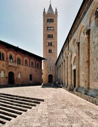 Massa Marittima - Duomo di Massa Marittima (part.)