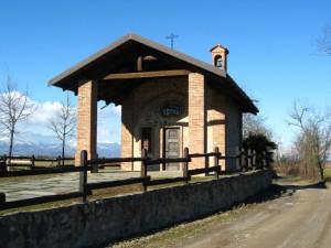 Chiesetta di San Bernardo e San Grato