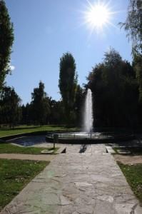 la fontana di Bresso