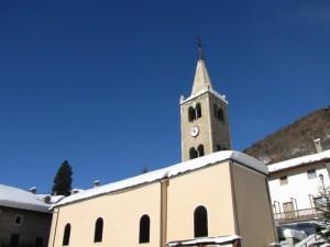 chiesa in piazza