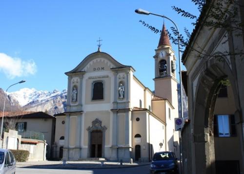 Lecco - alla chiesa di Olate
