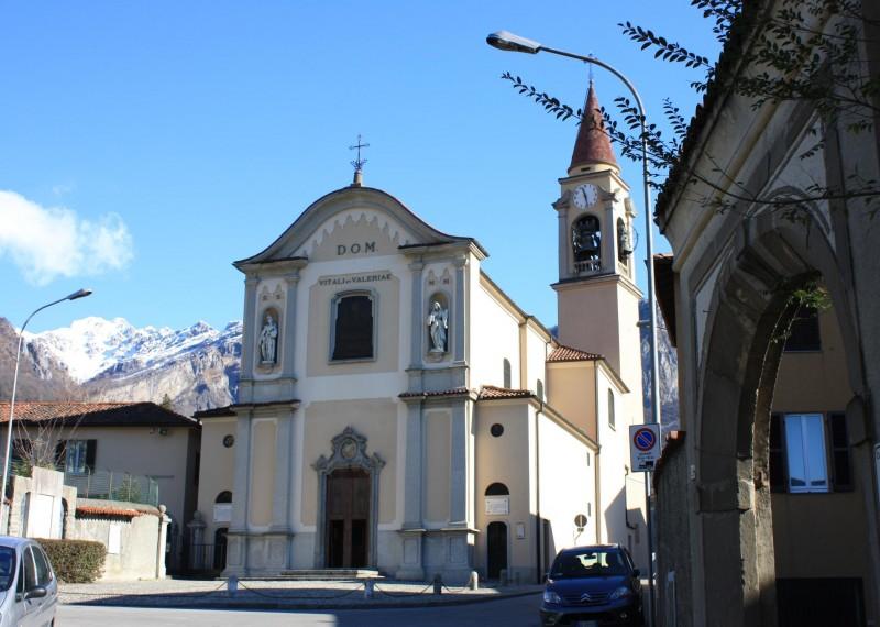 ''alla chiesa di Olate'' - Lecco