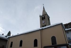 Chiesa parrocchiale, dedicata all'Assunta
