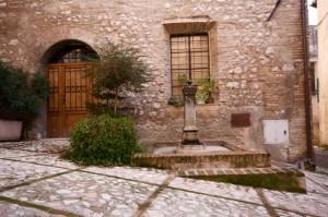 Fontanella di Trevi