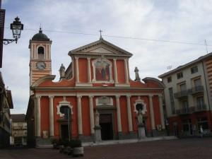 Boves: parrocchia San Bartolomeo