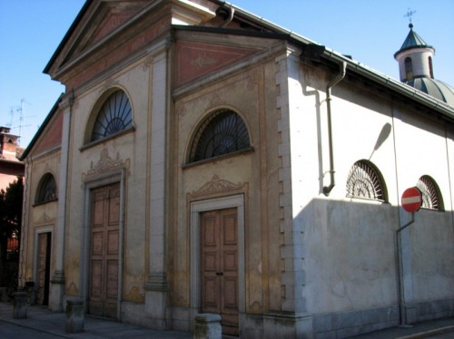 Cabiate - Vecchia Chiesa di Santa Maria Nascente