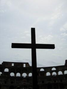Nel cuore del Colosseo…