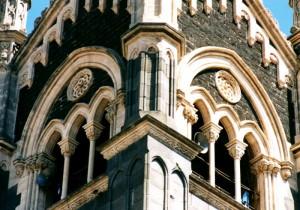Particolare della Chiesa di Santa Maria