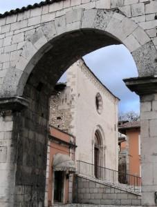 Chiesa di San Vito da porta Rivera