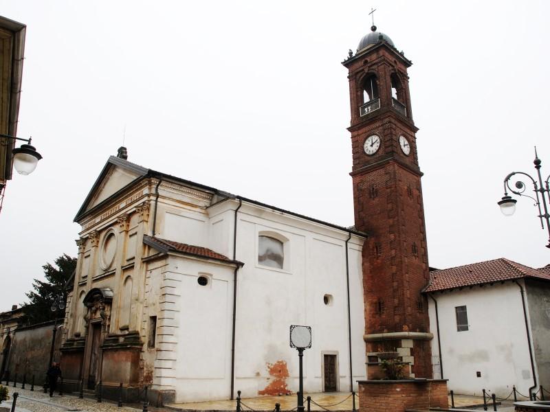 ''Antica chiesa parrocchiale'' - Lonate Pozzolo