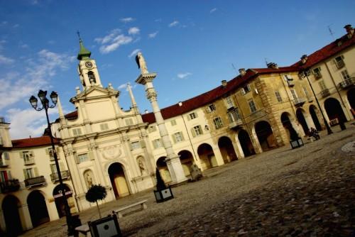 Venaria Reale - Una chiesa nel centro di Venaria