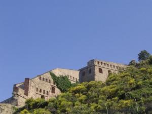 L'antica fortezza napoleonica