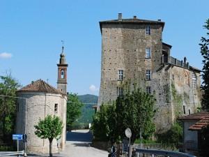 castello del XV secolo+chiesa