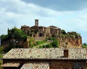 Civita di Bagnoregio Il piu' bel borgo d'Italia!