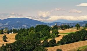 Pace e tranquillità a Montebonello