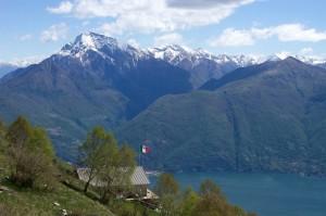 Balcone sul Lago…il Rifugio Menaggio