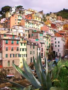 I colori della Liguria (5 Terre)