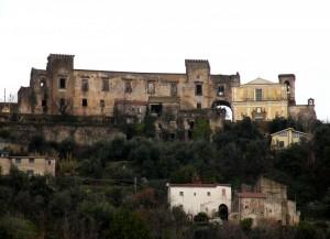 Marzano Appio - castello