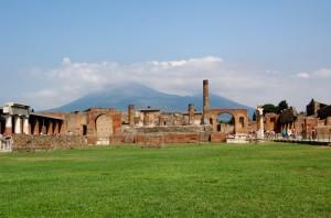 Pompei: gli scavi all'ombra del Vesuvio