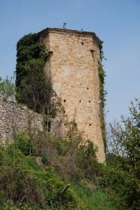 una torre delle mura