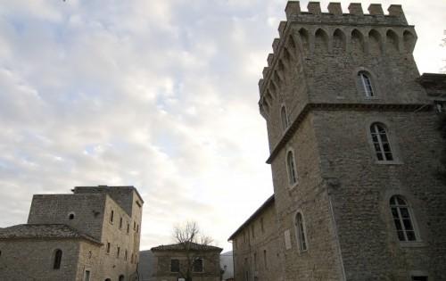 Baschi - il Castello di Morruzze