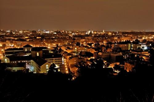 Roma - Roma, dal Gianicolo
