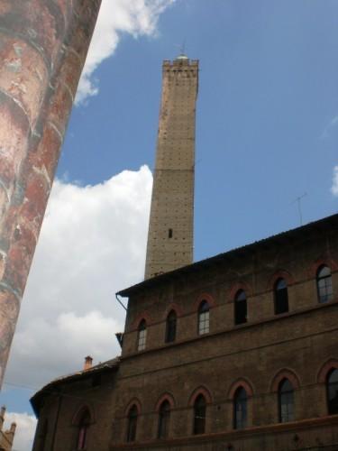 Bologna - la torre