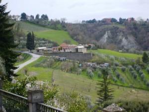 La verde Umbria