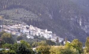 Panorama di Fontegreca