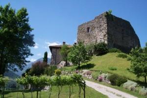 Passeggiata a Castel Spine