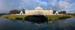 Panorama su Villa Pisani