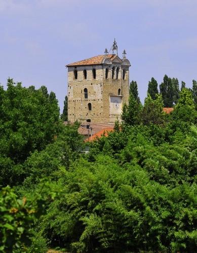 Portobuffolè - PORTOBUFFOLE': Torre Civica