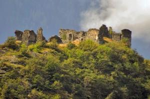 Rovine Castello di Villa