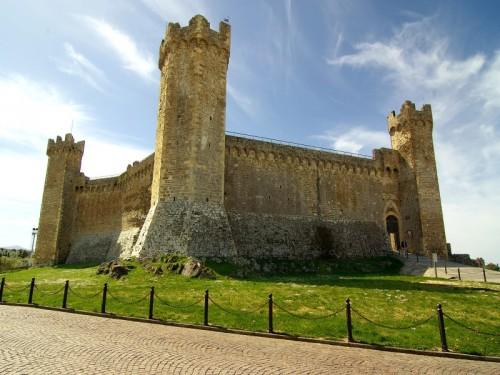 Montalcino - il castello