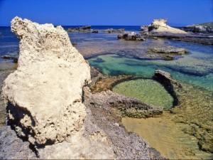 Capo Manno - piscine naturali