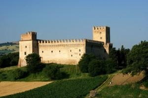 """"""" Castello della Rancia """" di Tolentino"""