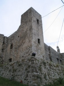 Torrione di Castel Cicala