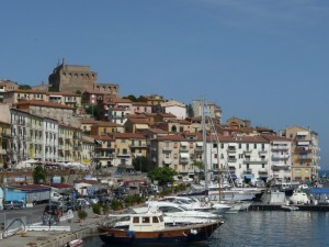 La Fortezza Spagnola e il suo Porto