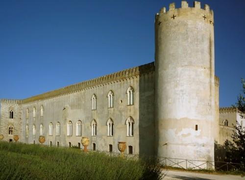 Ragusa - Il Castello Ragusano di Donnafugata
