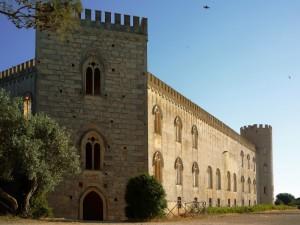 Donnafugata,il castello