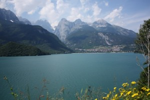 tra monte e lago