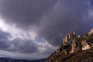 La Rocca tra le nuvole