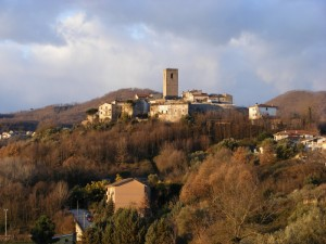 Panorama di Tora