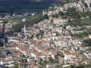 Panorama centro storico